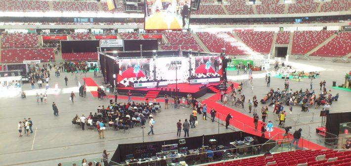 Meet Point - pierwszy turniej CS:GO na Stadionie Narodowym w Warszawie