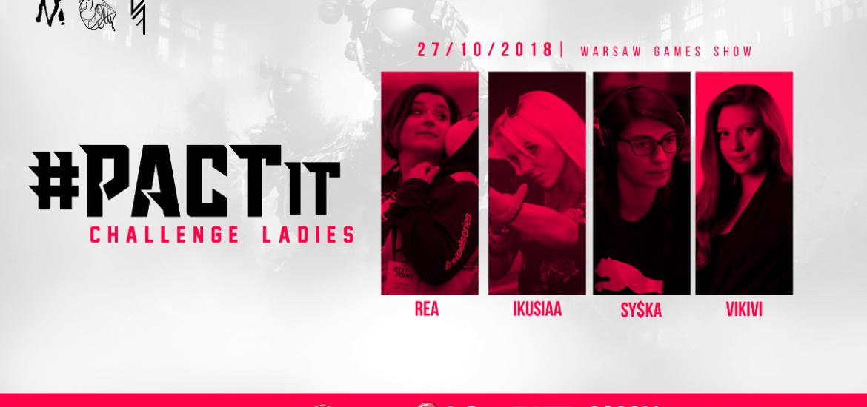 #PACTit Challenge Ladies - trzecia edycja wydarzenia organizowanego przez PACT