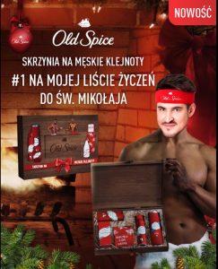 Old Spice - skrzynia na klejnoty